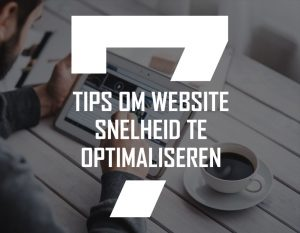 website snelheid