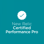 New Relic Certified Performance Pro