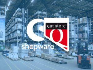 Shopware & Quantore koppeling