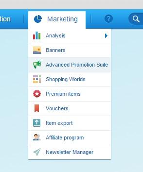 Advanced Promotion Suite