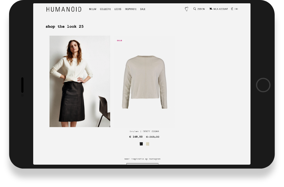 Humanoid Shopware