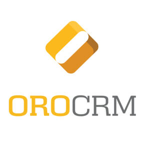 OroCRM webshop