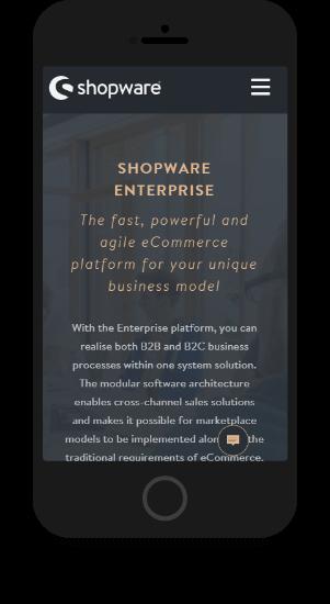 Shopware Enterprise