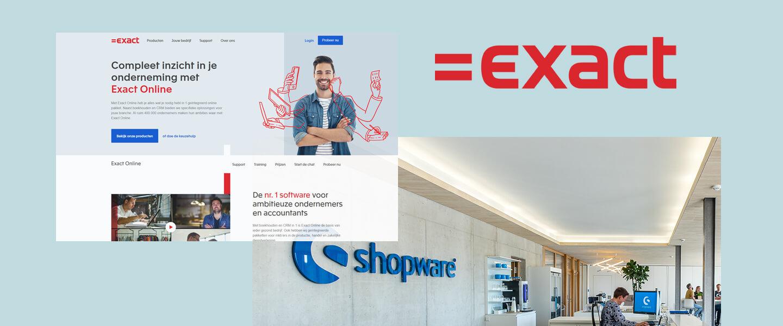 Shopware & Exact Online koppeling