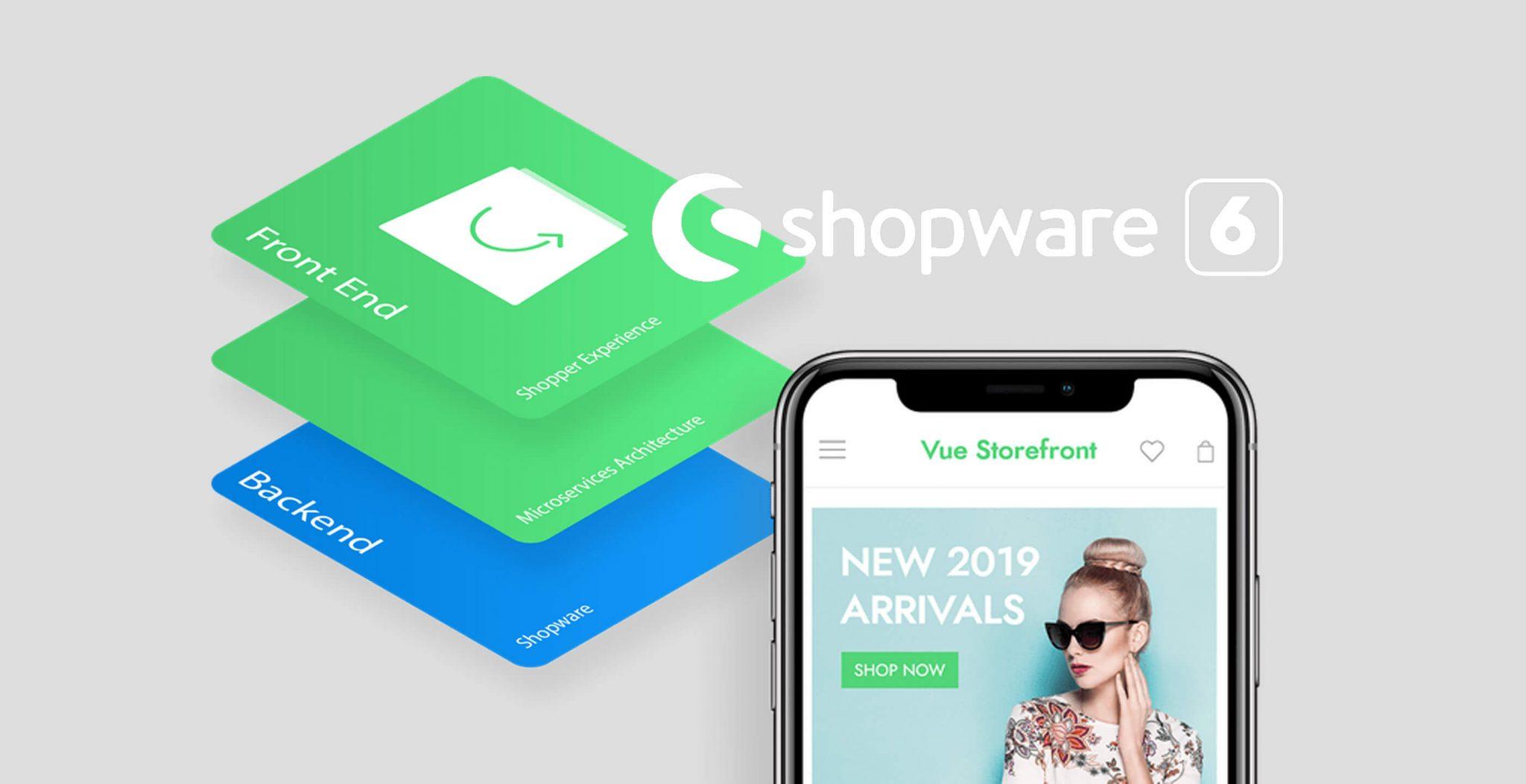 headless e-commerce PWA